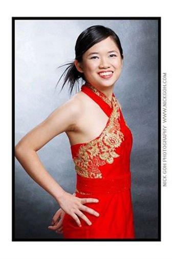 Personality Celebrity Talents Portfolio Photo-shoot - Nick Goh Portraits Studio, Singapore